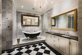 bathroom ideas black and white 23 black and gold bathroom designs decorating ideas design