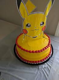 pokémon birthday cake i ordered it from sam u0027s club the cake was