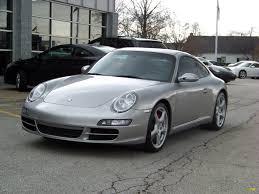 2005 gt porsche 2005 gt silver metallic porsche 911 s coupe 154457