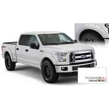 bushwacker color matching pocket style fender flares for 2015 2016