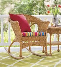 Resin Wicker Rocking Chair Easy Care Resin Wicker Rocker Outdoor Rockers U0026 Gliders