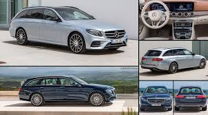 what is e class mercedes mercedes e class estate 2017 pictures information specs