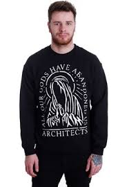 band sweaters architects official merchandise shop impericon com worldwide