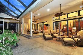 enclosed patio patio tropical with french doors patio umbrella