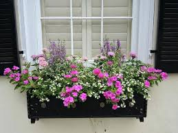 balcony planter box deck rail planter box metal balcony planter
