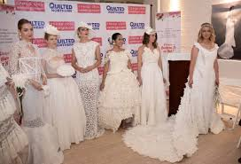 second wedding dresses northern the 2017 toilet paper wedding dress contest