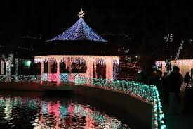 broken arrow christmas lights rhema christmas display lights up broken arrow family traditions
