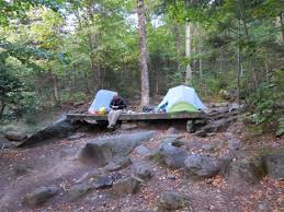 platform tent mt washington via the six husbands trail sept 26 2016 hike