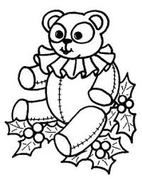 bear eat pizza coloring pages cooking illustrations