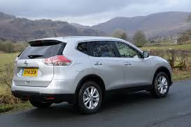 nissan x trail review nissan x trail green car review greencarguide co uk