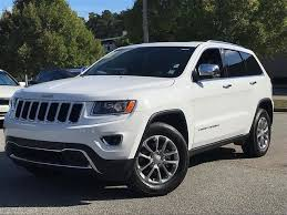 jeep grand mercedes 2016 jeep grand limited cary nc area mercedes