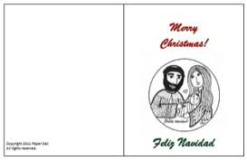 feliz navidad christmas card merry christmas feliz navidad christmas card activity