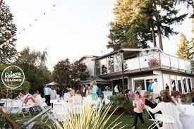 orange and yellow backyard beach house wedding u2014 wedding and
