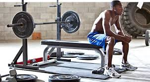 Bench Press With Dumbells - bench press dumbbells vs bar flat barbell bench press bench press