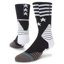 murica mens basketball socks stance