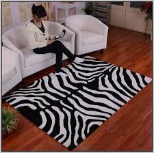 Area Rug 3x5 Zebra Print Rug Ikea Furniture Shop