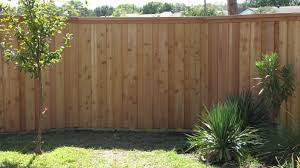 wood fences u2013 on guard fencing co fence contractor in dallas tx