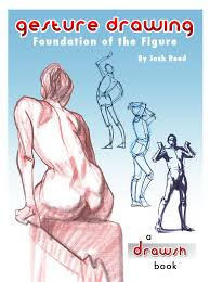 drawsh new book gesture drawing foundation of the figure