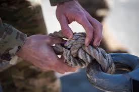 Challenge Knot Airmen Haul Aircraft Moody Air Base Article Display