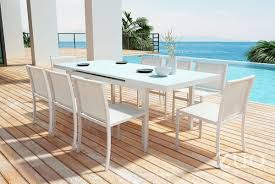 zuo mayakoba dining table u2013 modish store