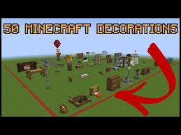 How To Make Decorations In Minecraft Best 25 Minecraft Decorations Ideas On Pinterest Minecraft