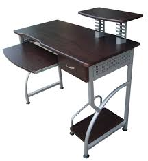 Computer Desk Prices Furniture Inspiring L Shaped Glass Clear Top Computer Desk With