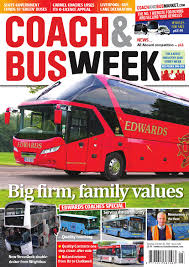 coach u0026 bus week issue 1161 by coach and bus week u0026 group travel
