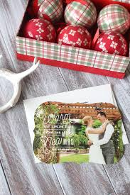 Newly Wed Christmas Card Newlywed Christmas Cards With Minted Treats U0026 Trends