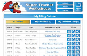 greatly blessed super teacher worksheets