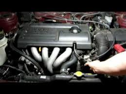 toyota corolla engine noise fixed 2001 toyota corolla engine whistle noise at idle