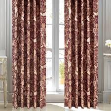 rosewood damask medallion burgundy comforter bedding by j queen