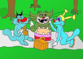 picnic 2boysand1girlclub deviantart