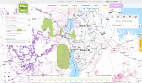 Interactive Map Global Forest Watch by Big Data For Big Impact Harnessing Novel Data To Measure Global Goals