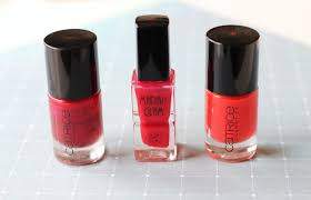 my downsized nail polish collection loepsie