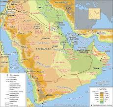 Arabian Desert Map Alfa Img Showing U003e Arabian Desert Map Africa