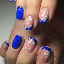 nail art 3165 best nail art designs gallery blue french