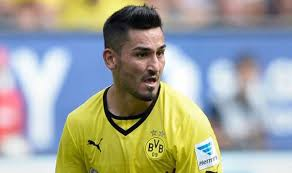 gundogan hair barcelona hoping to make man utd and arsenal target ilkay gundogan