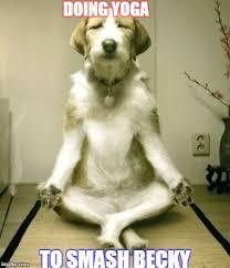 Peace Memes - inner peace dog latest memes imgflip