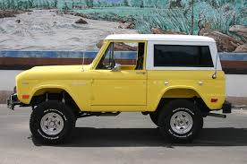 ford bronco picture of 1968 ford bronco exterior other stump