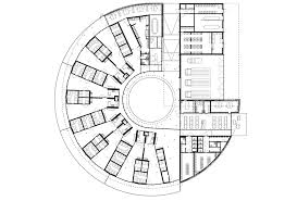 circular restaurant floor plan round house floor plans