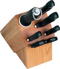 kershaw kitchen knives set kershaw seven block set knives 99007 knives and polymers