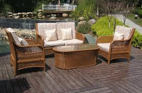 White Plastic Wicker Patio Furniture - bench round resin patio table with removable legs wonderful