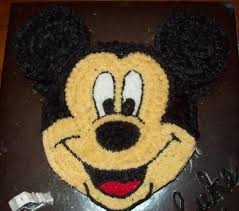 luke u0027s 1st birthday mickey mouse cake