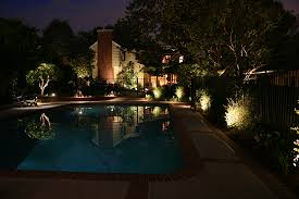low voltage lighting near swimming pool low voltage lighting meier brothers landscape