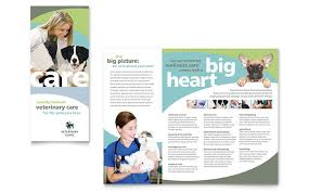 make a tri fold brochure create brochures print templates