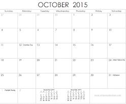 september october november 2015 calendar 3 month