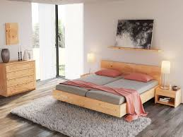 Zirbenbett Das Gesunde Zirbenholzbett Von Lamodula Zirbenschlafzimmer Mit Zirbenbett
