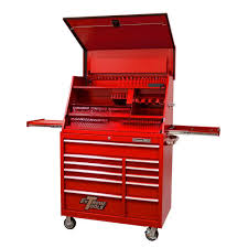 Cabinet Tools Extreme Tools 41 In Deluxe Portable Workstation And 11 Drawer 24