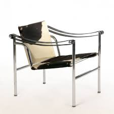 lc1 ponyskin lounge chair by le corbusier for cassina 1950s 53711