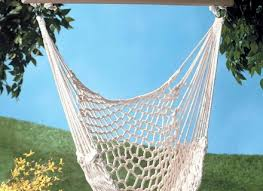 macrame garden hammock hanging chair bed with fringe seat bed